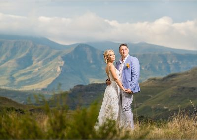 Rebellie Game Farm – Clarens – Wesley +Bailey Wedding