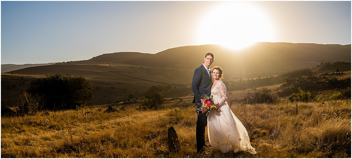 The Hothouse – Dullstroom – James + Jessica Wedding